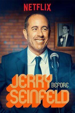 Poster Jerry Before Seinfeld 2017
