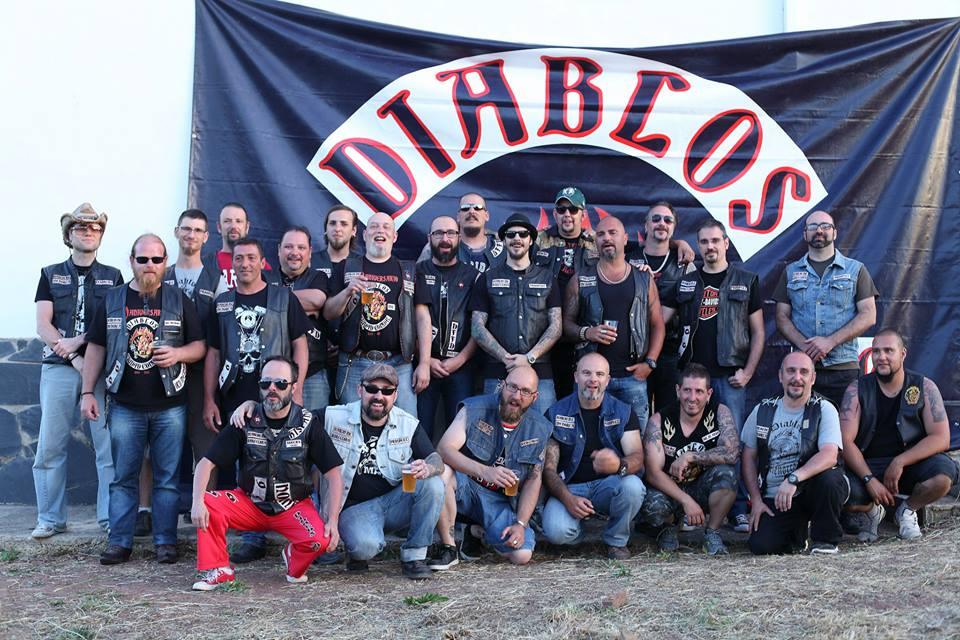 DIABLOS M.C. |Diablos Motorcycle Club Mentone