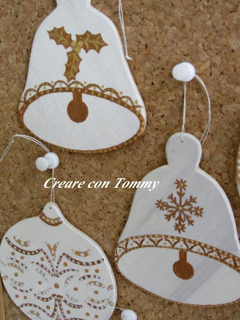 Creare con tommy natale decorazioni natalizie in legno - Creare decorazioni natalizie ...