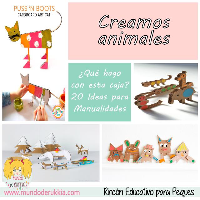 manualidades-carton-animales