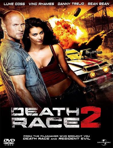 Ver La carrera de la muerte 2 (Death Race 2) (2010) Online
