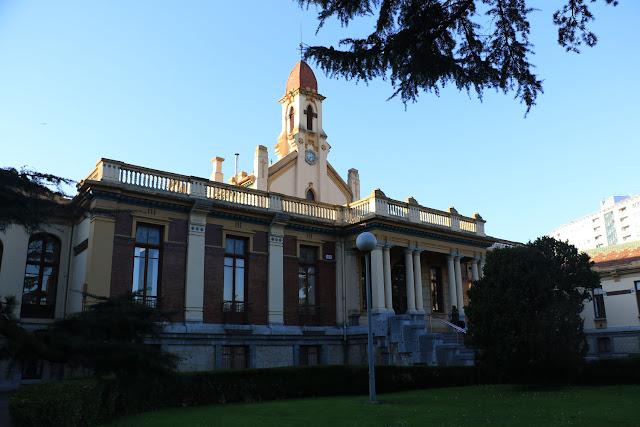 Edificio del conservatorio