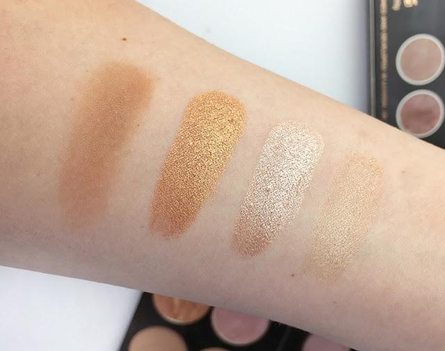 makeup-revolution-blush-palette