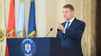 Románia, önkormányzati választások, Klaus Iohannis, román pártok