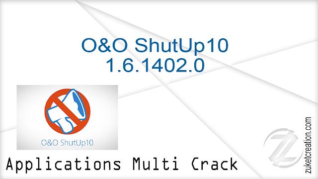 O&O ShutUp10 1.6.1402.0 |  1.00 MB