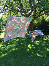 A Fabulous Flowery Quilt