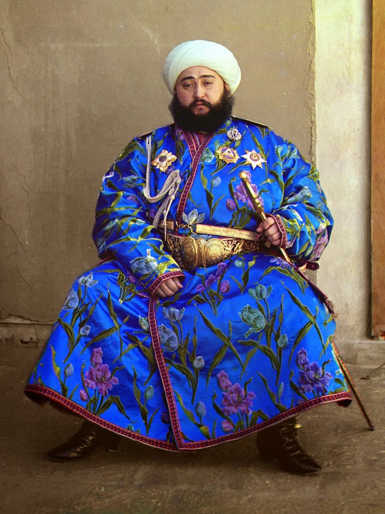 Central Asian Clothing 86
