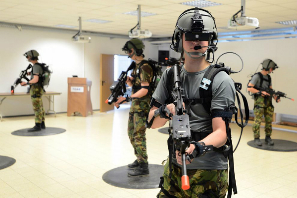 صفقة ضخمة لمايكروسوفت لتزويد الجيش الأمريكي بـ HoloLens