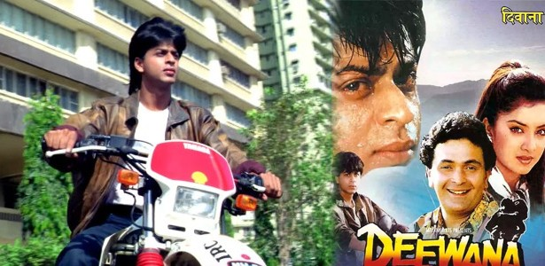 Shahrukh Khan, dewaana fame of Bollywood