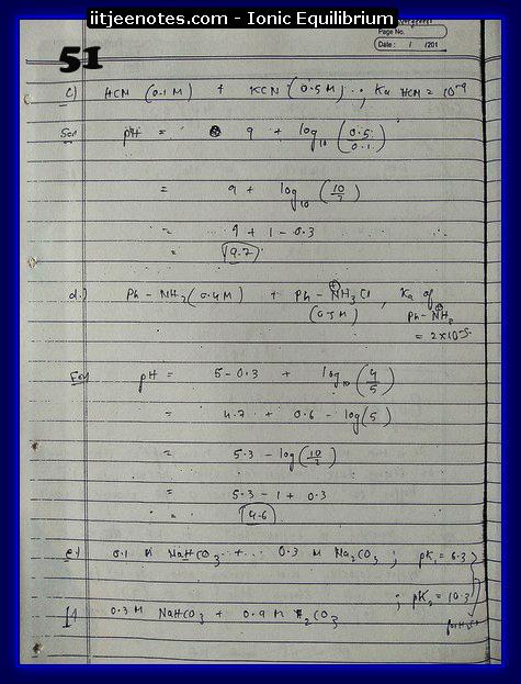 ionic equilibrium chemistry3