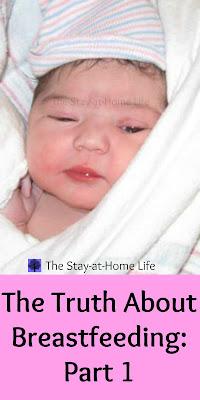 breastfeeding, truth, baby