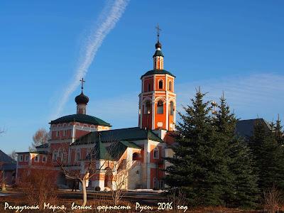 монастырь Иоанна Предтечи фото