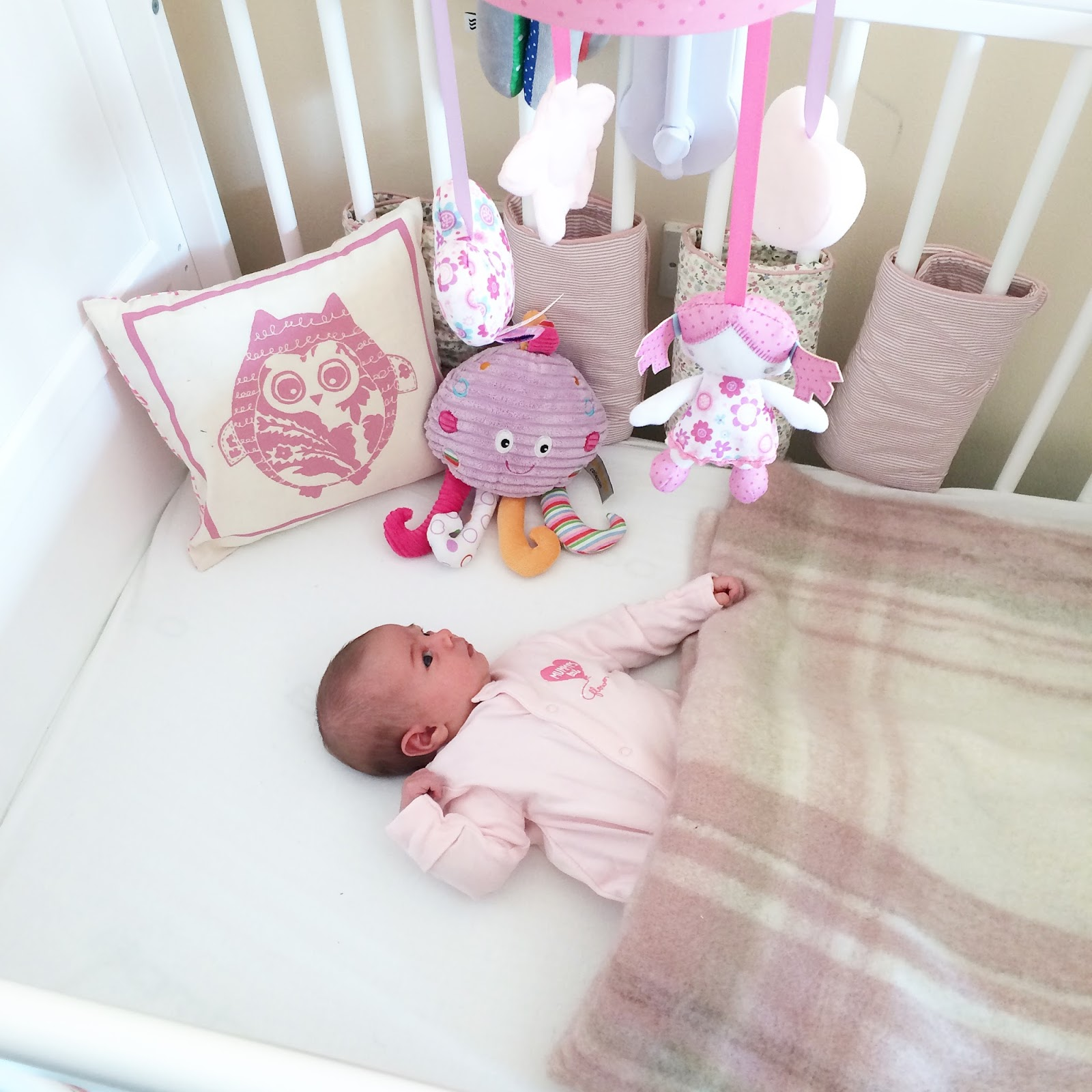 Beautiful ... Little Newborn Moses Basket, To Looking Absolutely Tiny In Their New  Cot! The Good News Is That There Are Easy Ways To Facilitate The Transition  With ...