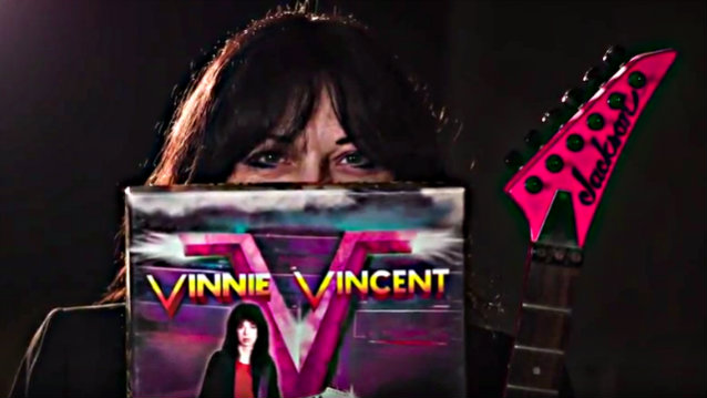 Vinnie Vincent: 'I Love And Respect Gene Simmons Like A Brother'