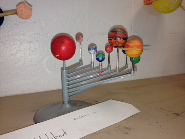creative solar system projects - photo #38