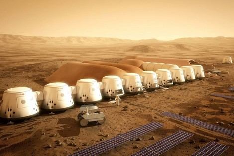 اولادبرحيل24..عالم فضاء يتوقع وصول الإنسان إلى المريخ يوم 2 غشت 2048