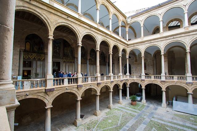 Palazzo dei Normanni-Palermo