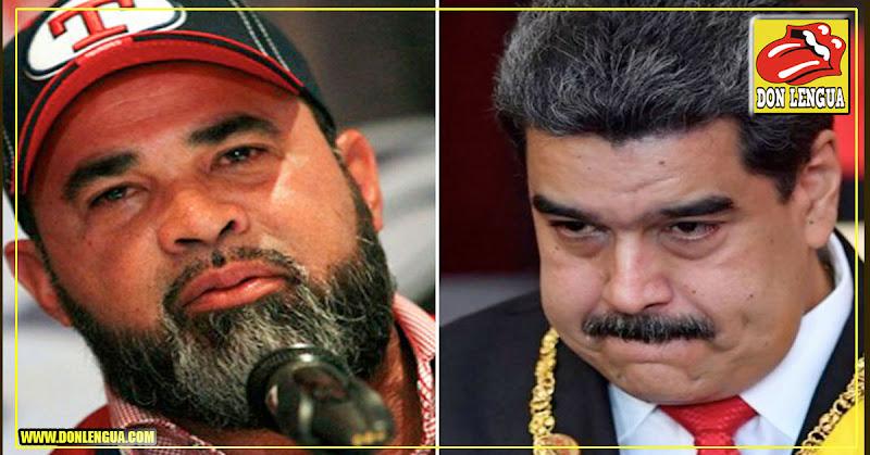 """Oswaldo Guillén le ofreció """"Una Co#aza"""" a Nicolás Maduro"""