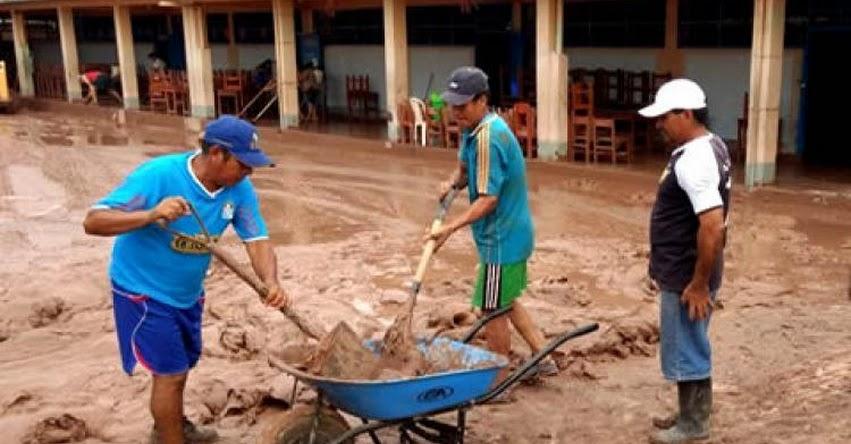 MINEDU rehabilita colegios afectados por inundaciones en San Martín - www.minedu.gob.pe