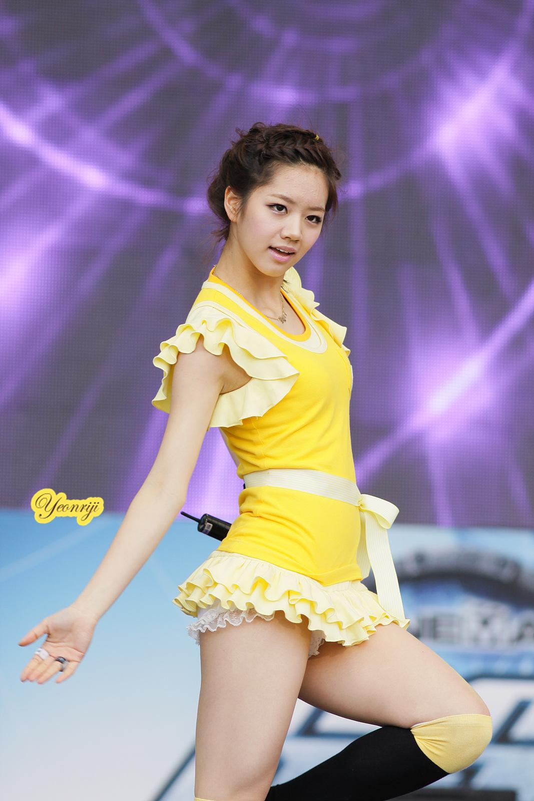Fantaken 110409 Gsl World Championship Girl S Day