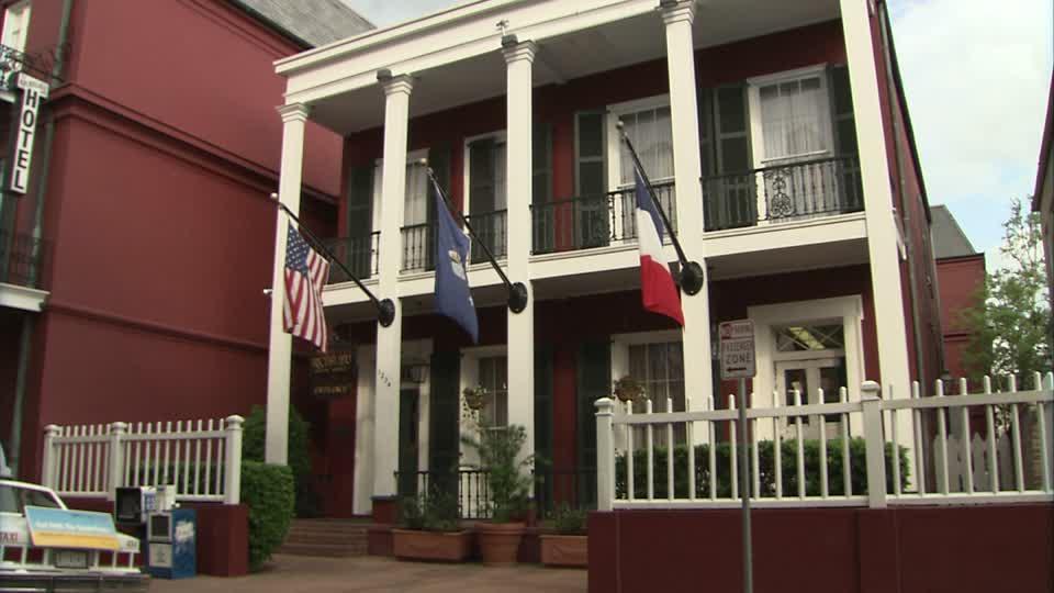 La Richelieu Hotel New Orleans