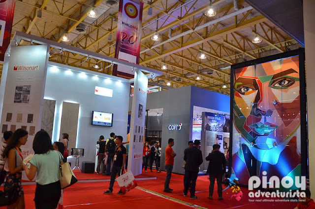 WORLDBEX 2015 Photos Eurotiles