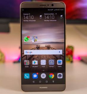 Huawei Mate 9 terbaru 2017