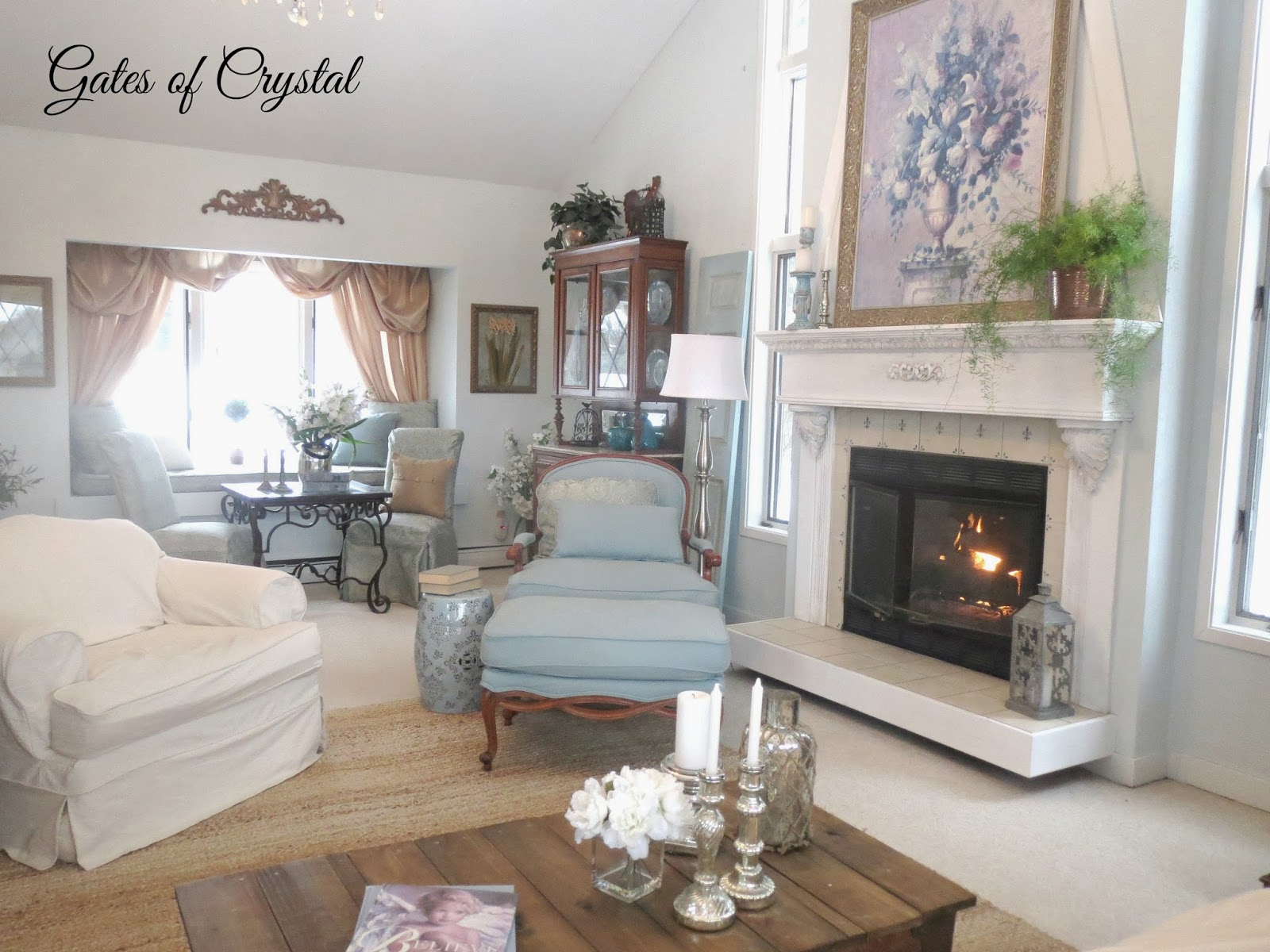Gates Of Crystal Spring Home Tour