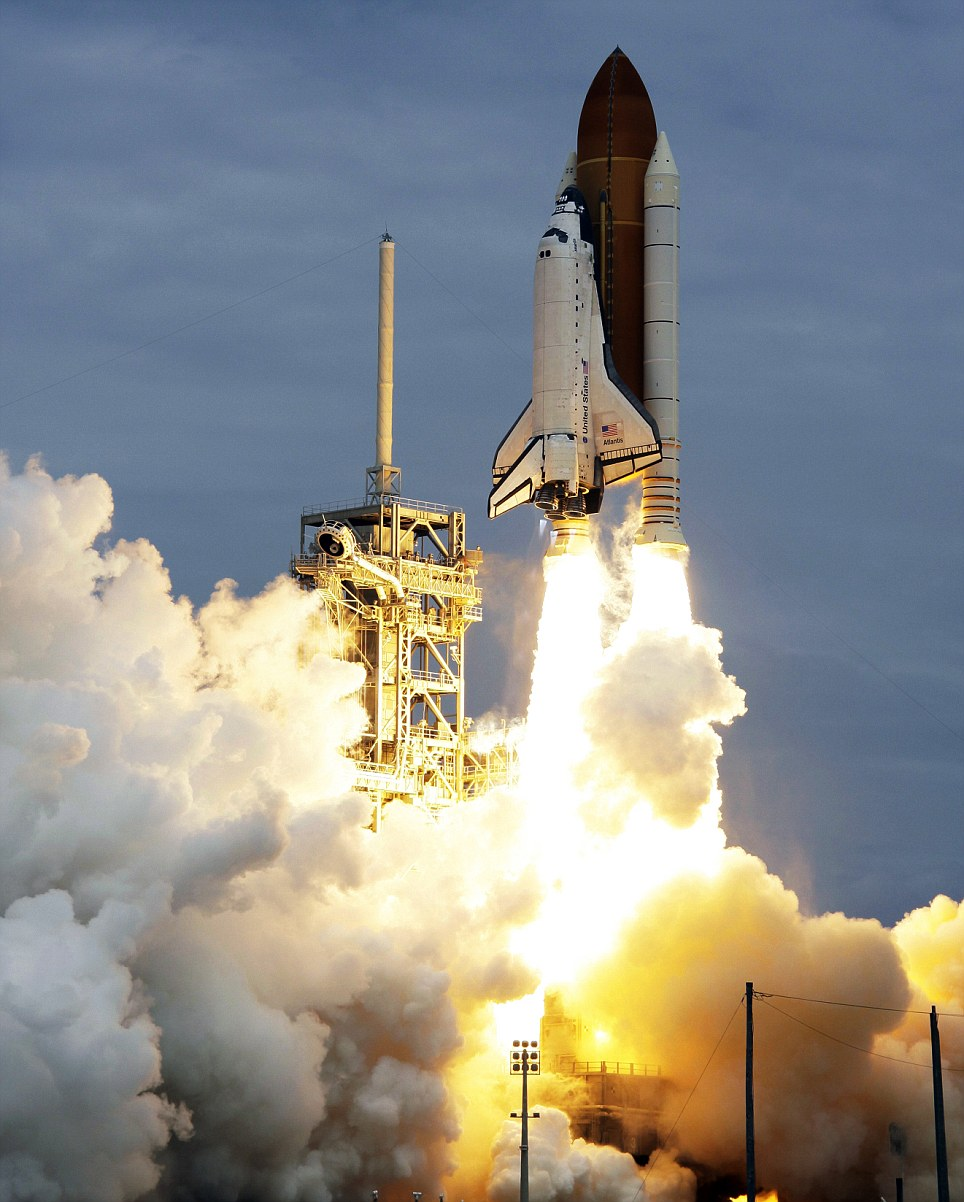 Nasa Space Shuttle - Pics about space
