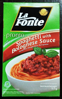 La Fonte Pronto Spaghetti Mudah, Cepat, Dan Tidak Ribet
