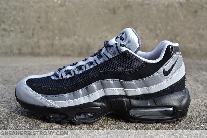 size 40 1f124 ebae0 Nike Air Max 95 Essential Wolf Grey