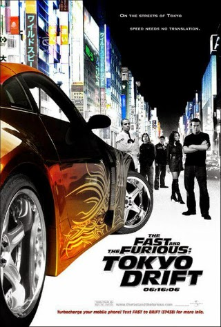 The Fast and the Furious: Tokyo Drift [2006] [DVD5 + DVD9] [NTSC] [Latino]