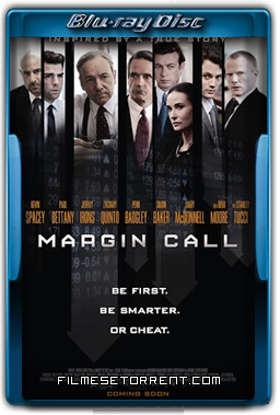 Margin Call - O Dia Antes do Fim Torrent 2016  720p BluRay Dublado