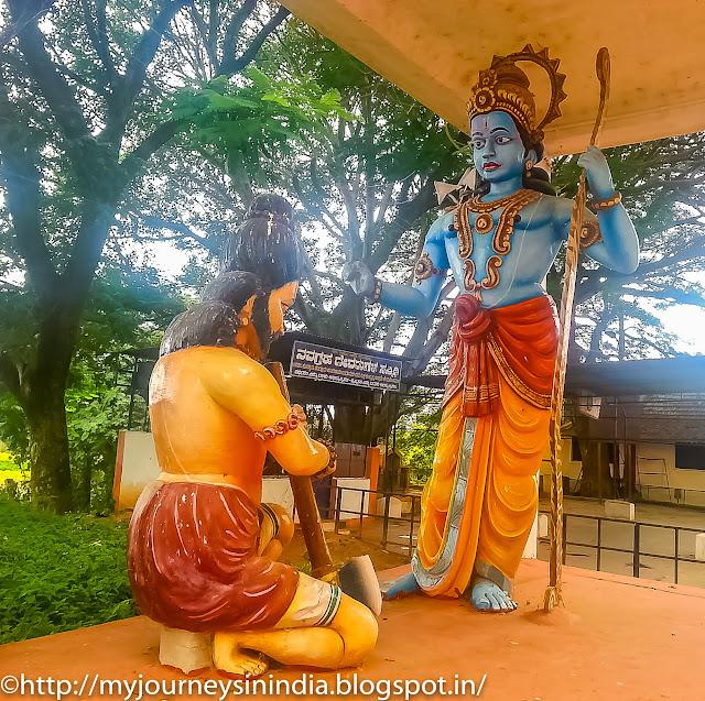 Hiremagalur Kodandarama Temple