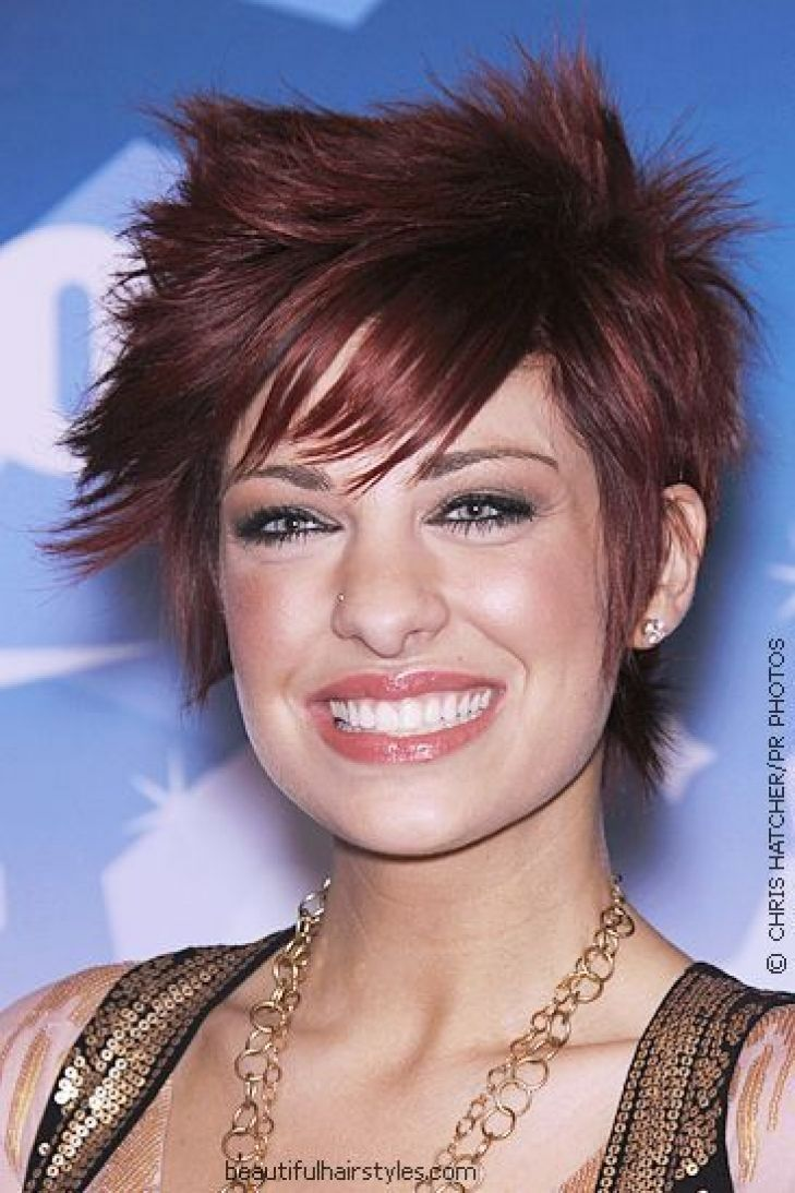 Short Hairstyles 2017 2018: Spiky Short Hairstyles!
