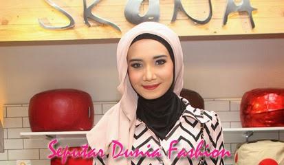 Trend Hijab Simple dan Elegan ala Zaskia Sungkar Terbaru