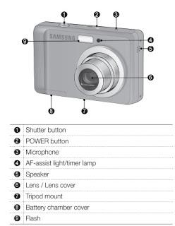 Samsung ES10 Manual