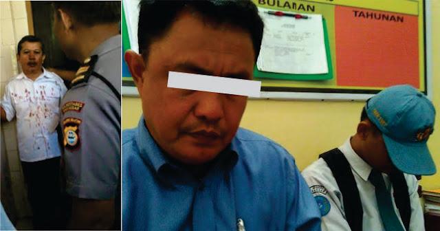 Af Akhirnya Dikeluarkan Dari SMKN 2 Makassar