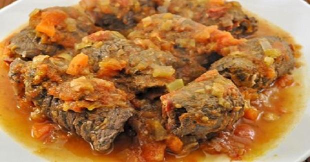 Beef Rolls Recipe