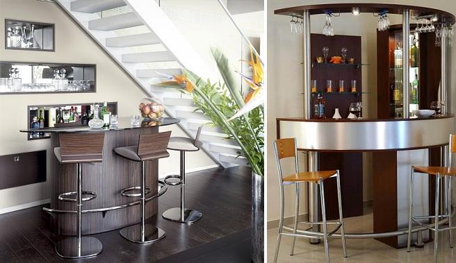 Dise o de bares interiores por paulina aguirre blog de for Muebles para bar modernos