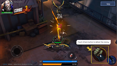 Download DC Unchained APK+OBB Data v1.0.47 Latest for Android/iOS