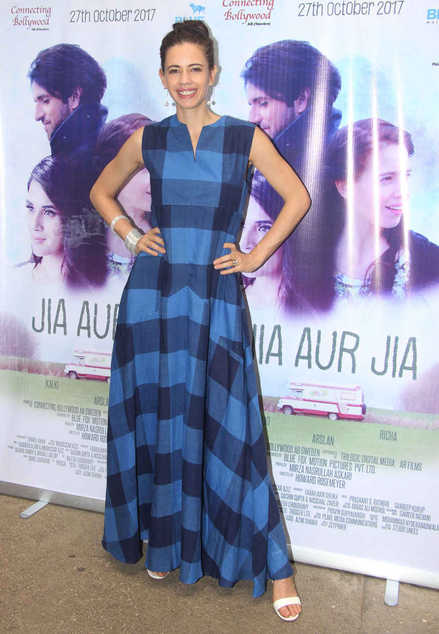 Richa Chadda and Kalki Koechlin at Jia Aur Jia's Promotional Event at Sunny Super Sound