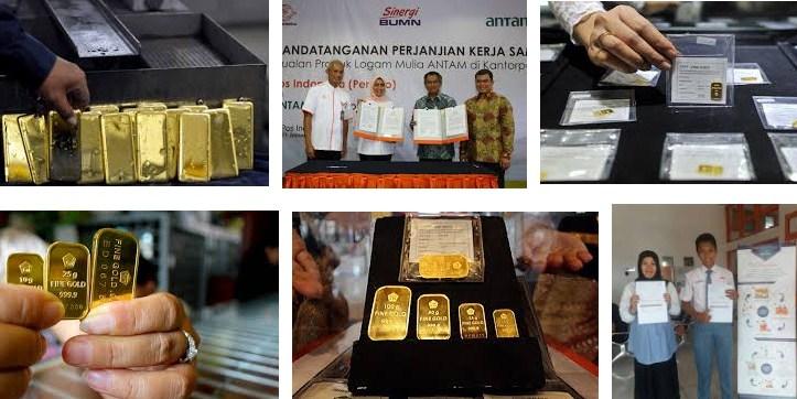Cara Jual Beli Emas Antam Di Kantorpos Sekarang Bisa Www