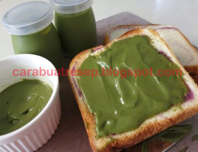 Foto Resep Selai Green Tea Sederhana Spesial Asli Enak