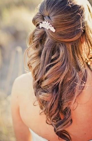 Knotty Braided Bun Hair Tutorial}