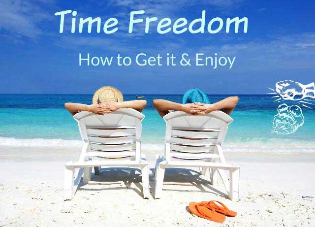 Time Freedom : How to Earn it : eAskme