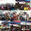 Ribuan Warga Tarutung  Sambut  Kampanye Zainal-Arsal
