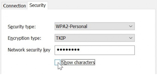 Cara Melihat Password Wifi di Windows
