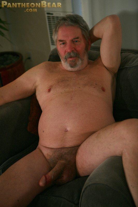 Толстый порно дед бородатый