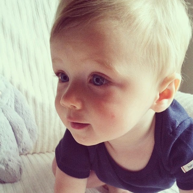 TESSA RAYANNE: Our Baby Boy Is 9 Months Old!